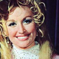 Así era Dolly Parton en sus comienzos. Foto:vía Getty Images