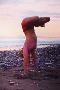Aquí agunas fotos que comparte en su Instagram Foto:Vía Instagram/@yoga_girl