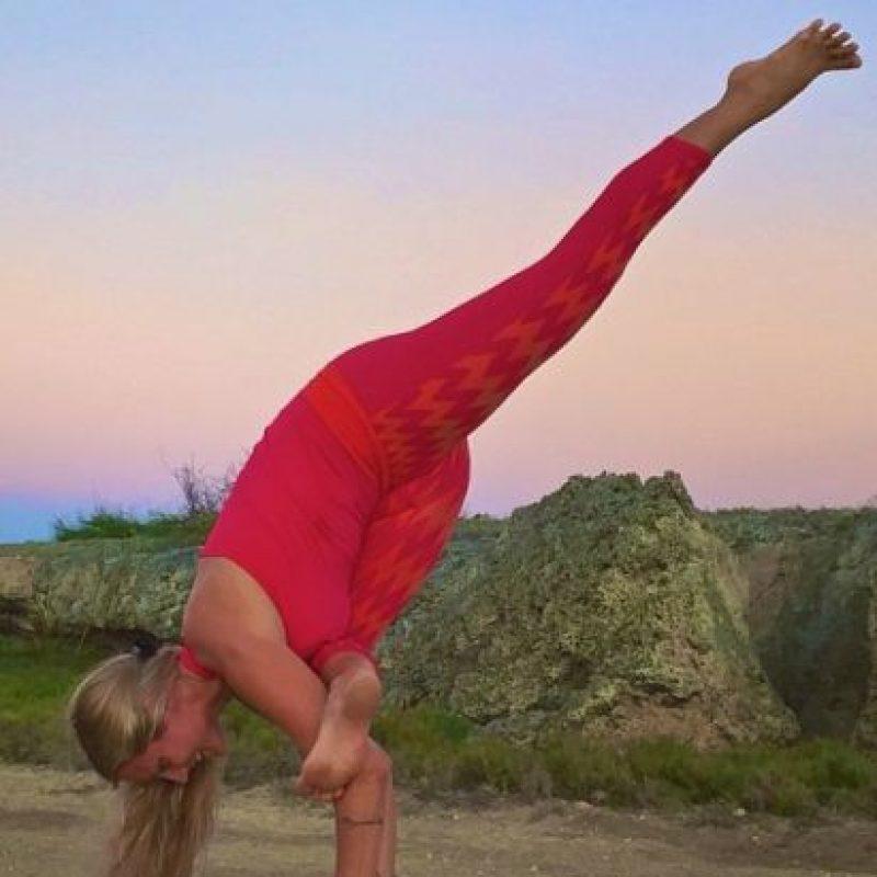 Ella es Rachel Brathen Foto:Vía Instagram/@yoga_girl
