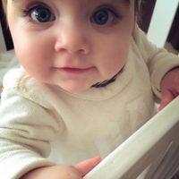 Egypt ha cautivado Facebook. En su página esta bebé tiene más de 160 mil fans. Foto:Vía facebook.com/littlemissegypt