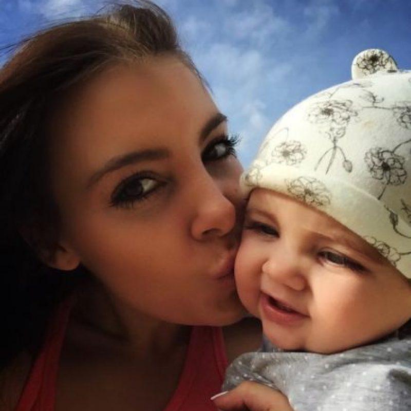 No solo la bebé ha causado sensación, muchos han destacado el gran parecido de Shana, la mamá de Egypt, con Kim Kardashian. Foto:Vía facebook.com/littlemissegypt