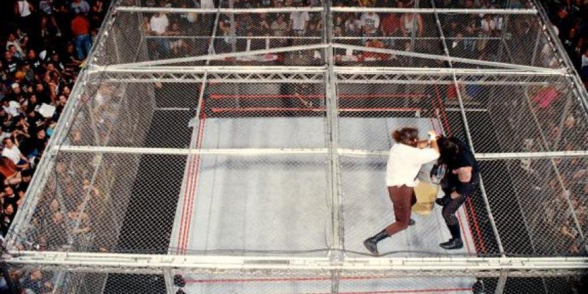 Leyenda hardcore de la WWE revela a su luchador favorito de la actualidad