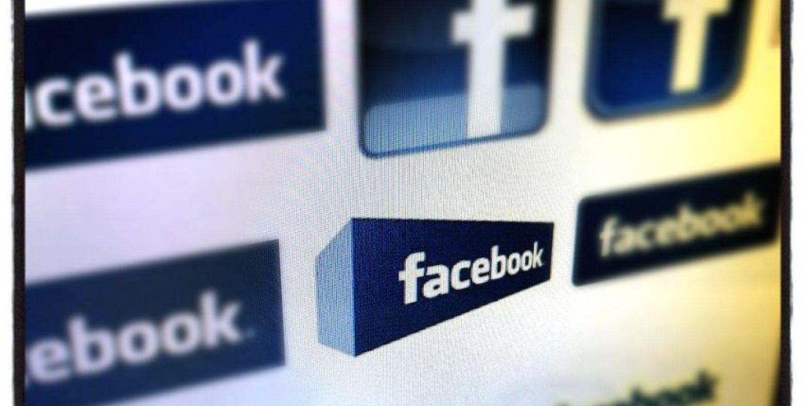 Hace dos días Facebook cambió su logo tipográfico Foto:Getty Images