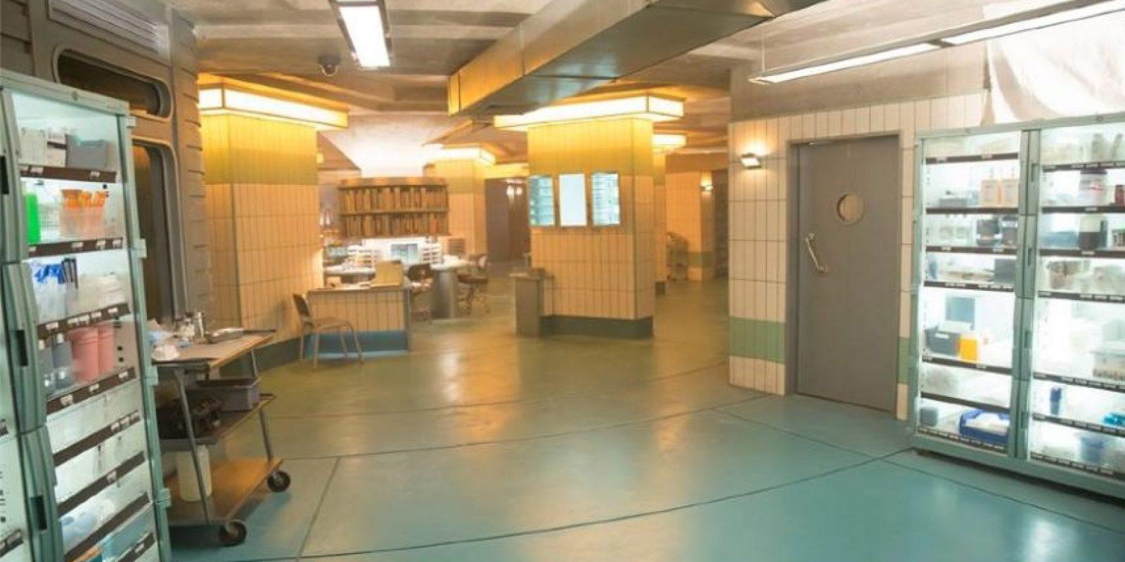 El Hospital Foto:Facebook/LosJuegosdelHambre