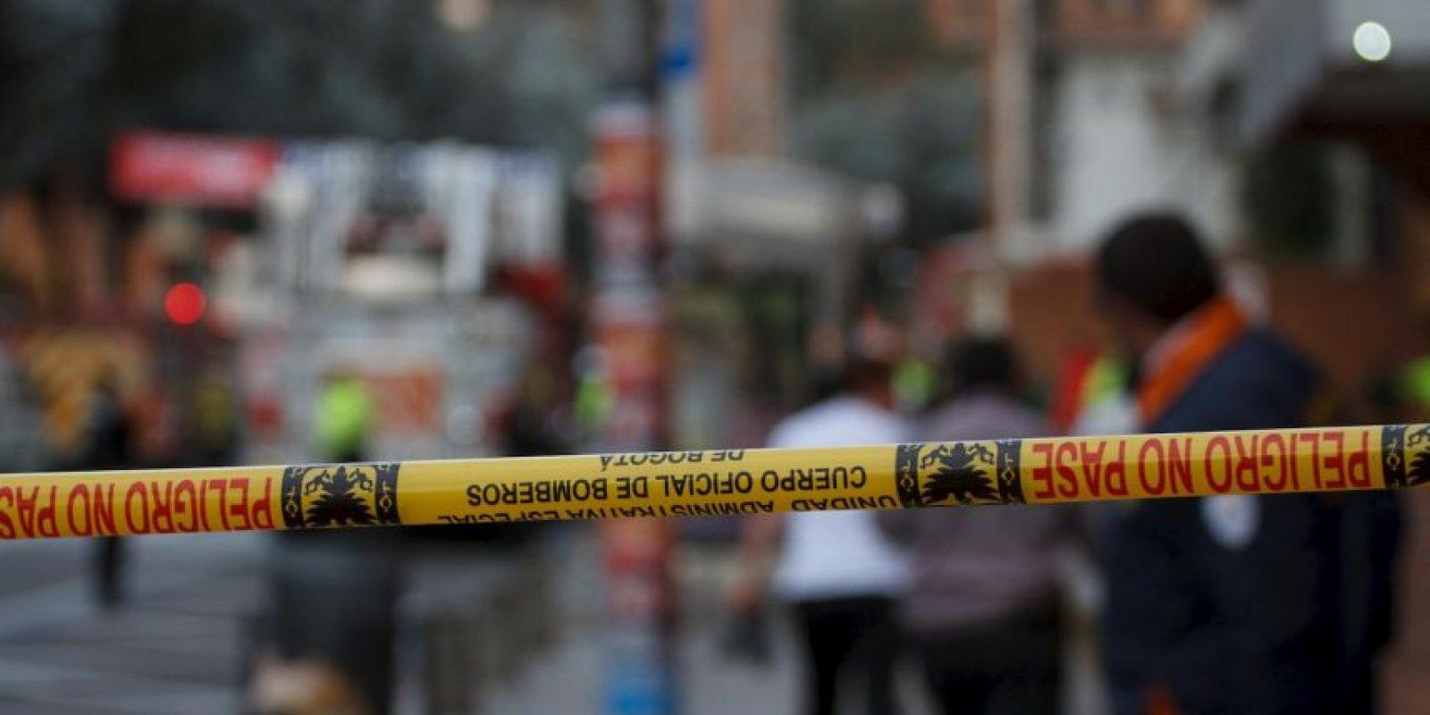 Las autoridades manifestaron que se trató de atentados contra las instalaciones. Foto:Juan Pablo Pino/Publimetro Colombia