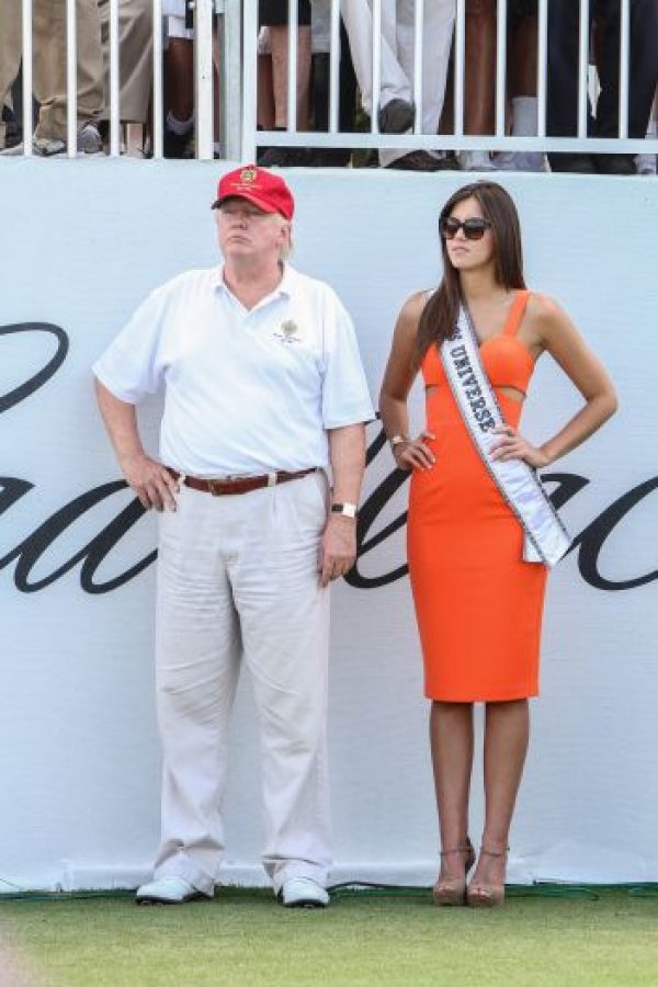 """7. """"Mucha gente está enojada por mis comentarios. Pero seamos realistas, México está estafando a los Estados Unidos"""". Foto:Getty Images"""