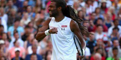 Brown, de 30 años, venció a Rafael Nadal en la segunda ronda de Wimbledon. Foto:Getty Images