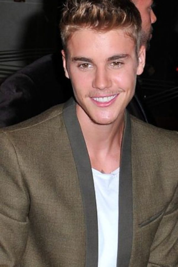 5. Justin Bieber Foto: Getty Images