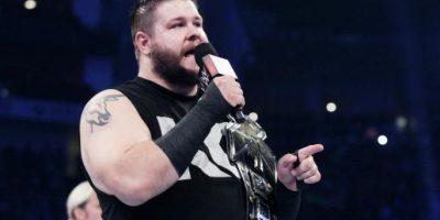 Owens enfrentará a John Cena en Battleground por el Campeonato de Estados Unidos Foto:WWE
