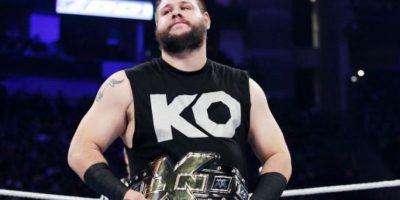 Actual monarca de la NXT Foto:WWE