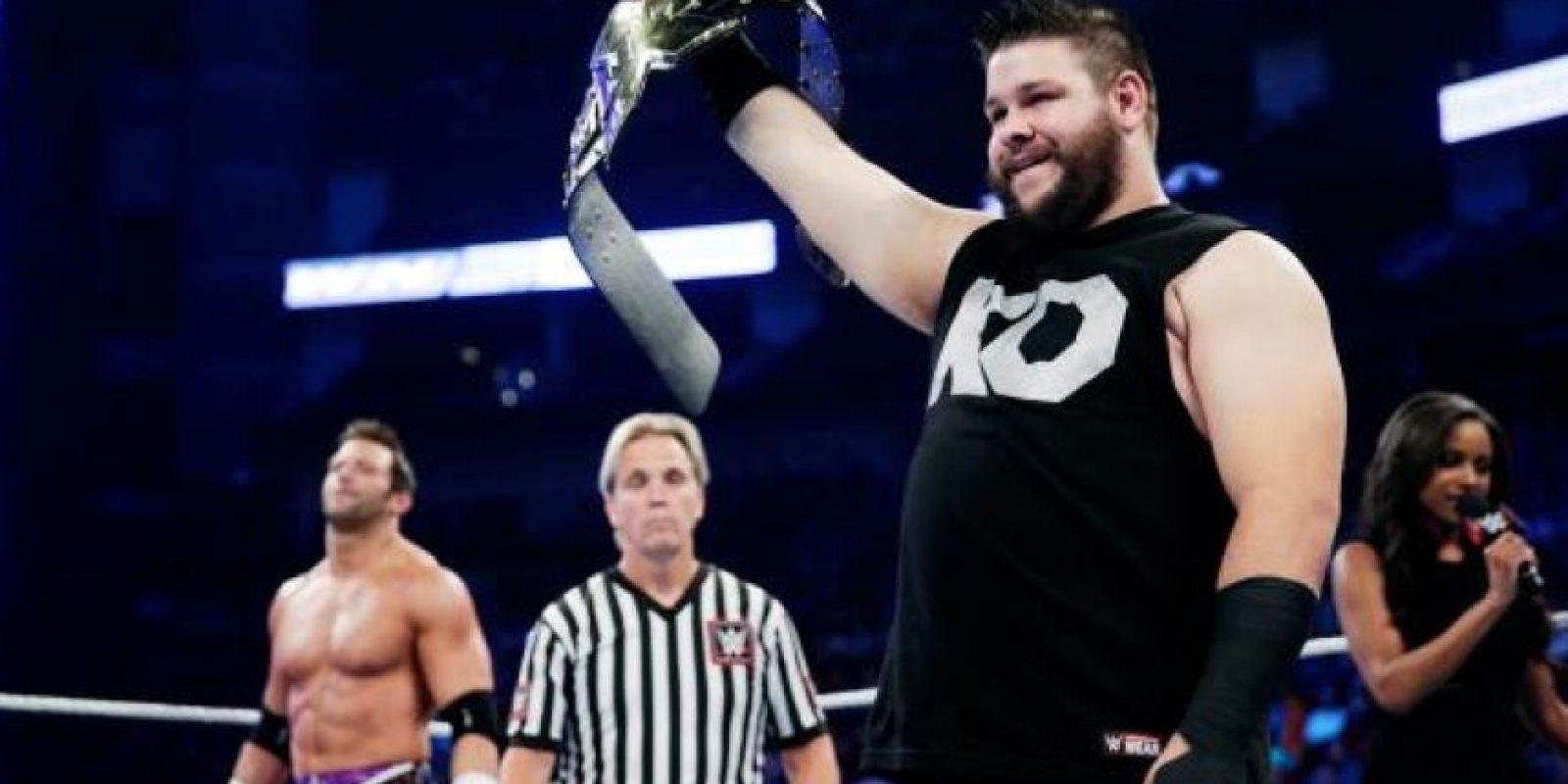 Se trata de Kevin Owens Foto:WWE