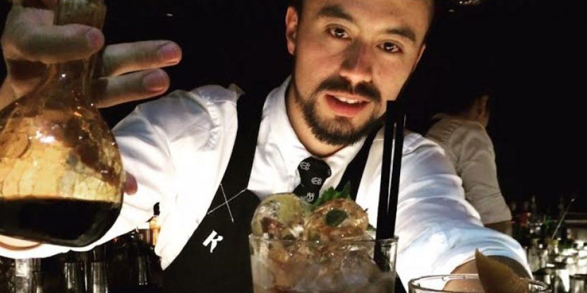El mejor coctel del mundo podría estar en las manos de un colombiano