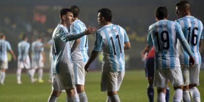 Y tuvo que ir a los penales ante Colombia, en los cuartos de final Foto:AFP
