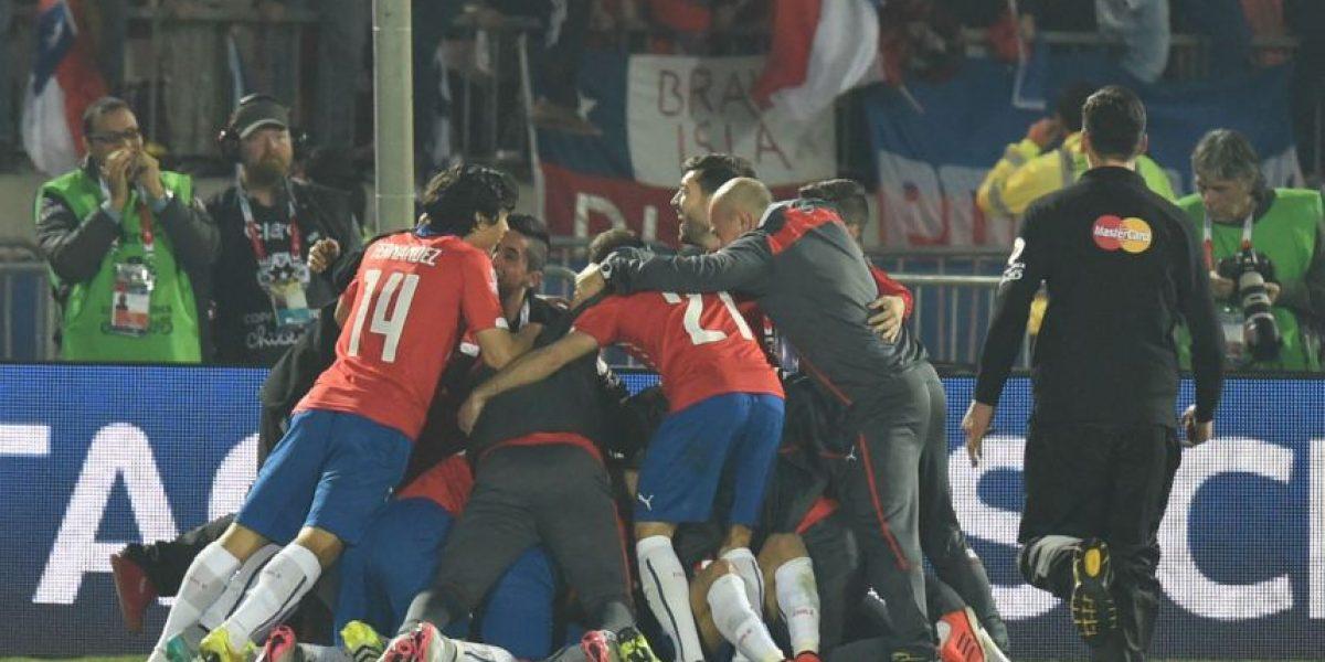 Chile gana la primera Copa América de su historia