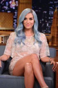 Kesha. La cantante aseguró que su vagina fue embrujada por un fantasma y que dicho problema es más común de lo que algunos se imaginan. Foto:Getty Images