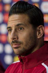 1. Claudio Pizarro (Perú). Foto:Getty Images