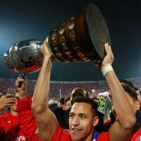 10. Alexis Sánchez (Chile). Foto:Getty Images