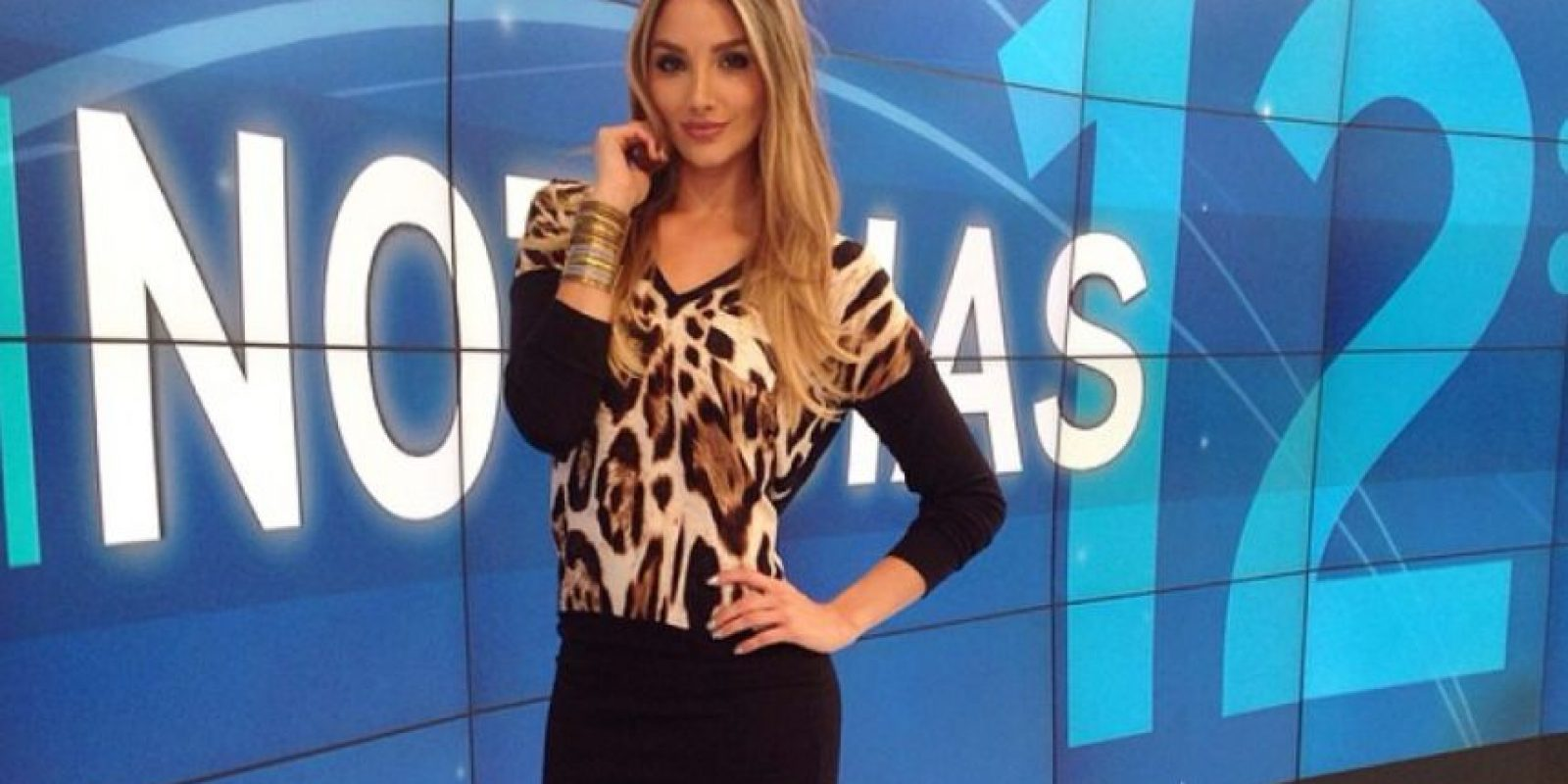 Melina Ramírez.