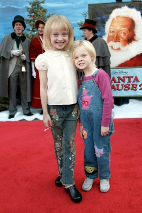 Dakota y Elle Fanning Foto: Getty Images