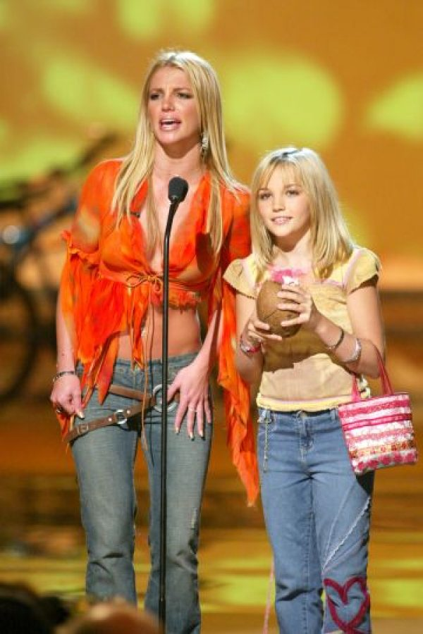 Britney Spears y Jamie Lynn Spears Foto: Getty Images