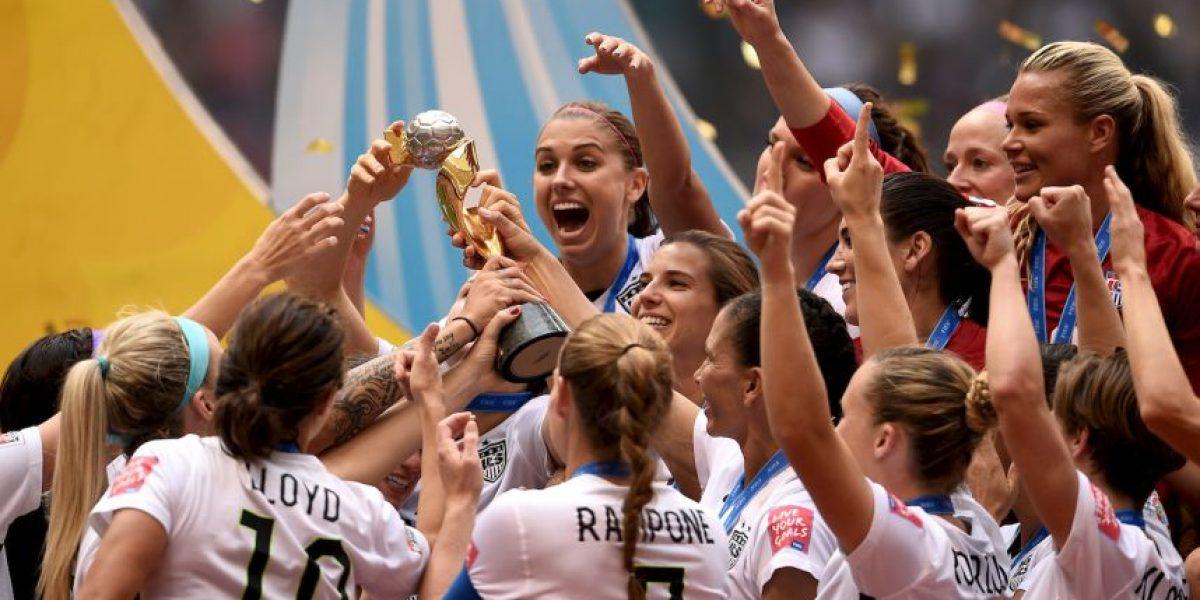 Mayor interés por el soccer: Prensa estadounidense celebra el título de la selección femenina