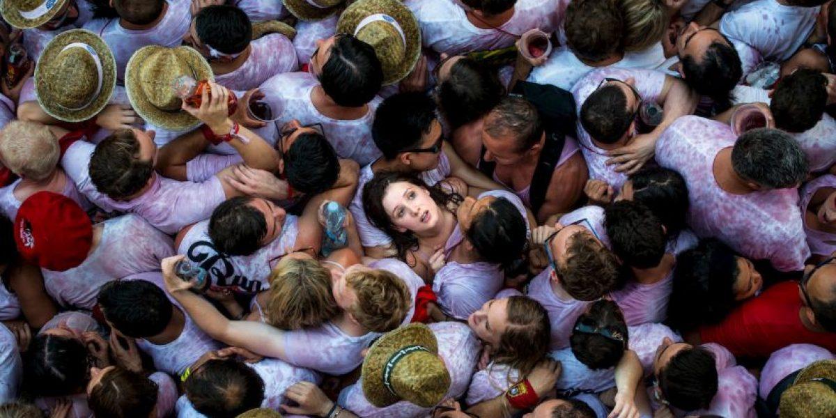 FOTOS: Empieza la fiesta de San Fermín