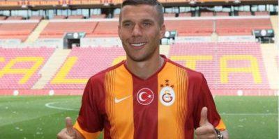 Lukas Podolski Foto:Getty Images