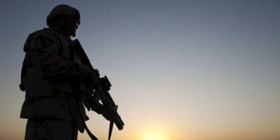 3. El mandatario sostuvo que actualmente la coalición está reforzando su estrategia en Siria. Foto:Getty Images