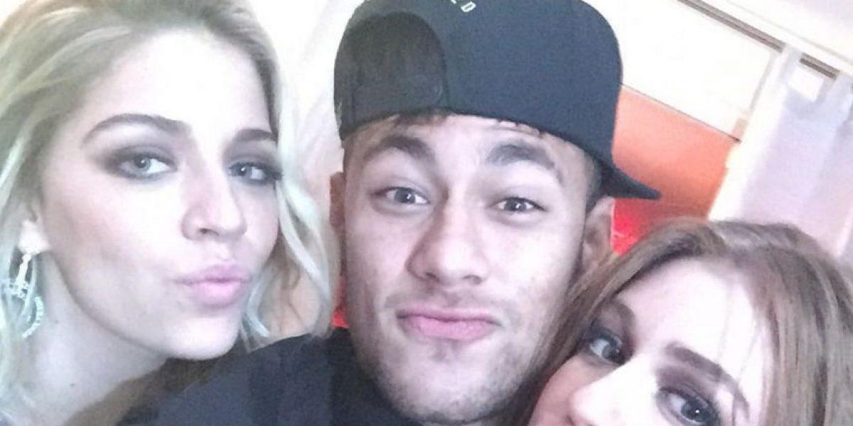 VIDEO: Neymar se pasó de tragos en discoteca durante sus vacaciones