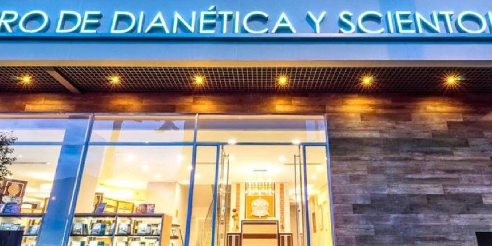 Edificio y sede principal de la Iglesia de Cienciología en Colombia Foto:Cortesía Iglesia de Scientology International