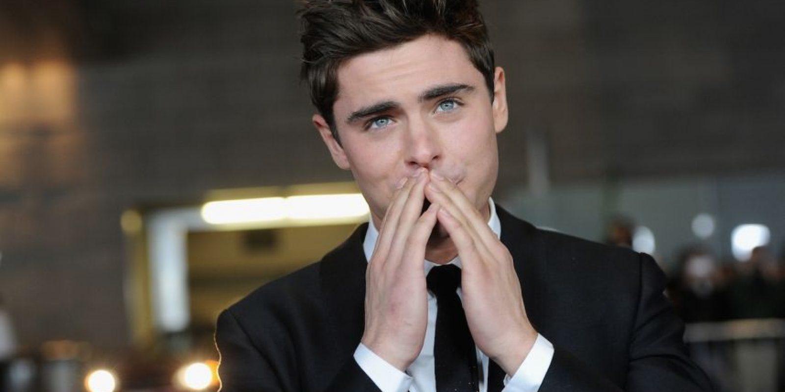 """""""Mi hermano es una estrella de cine. Y solo tiene dieciséis años"""". Foto:Getty Images"""