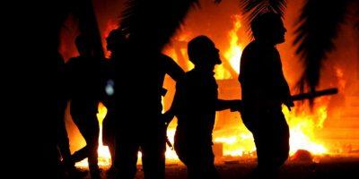 8. Se estima que el grupo terrorista recauda 730 millones de dólares al año, reseñó Bloomberg. Foto:AP