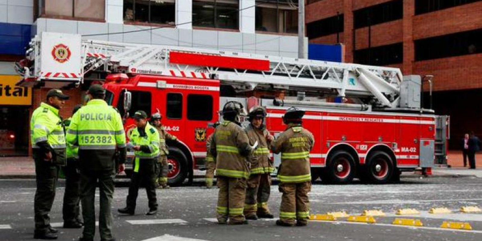 15 personas fueron detenidas por atentados como los petardos puestos en Bogotá el pasado jueves. Foto:Archivo Publimetro