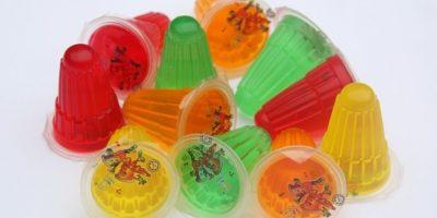 Prohíben venta de las 'mini gelatinas' Foto:Tomada de hype.my