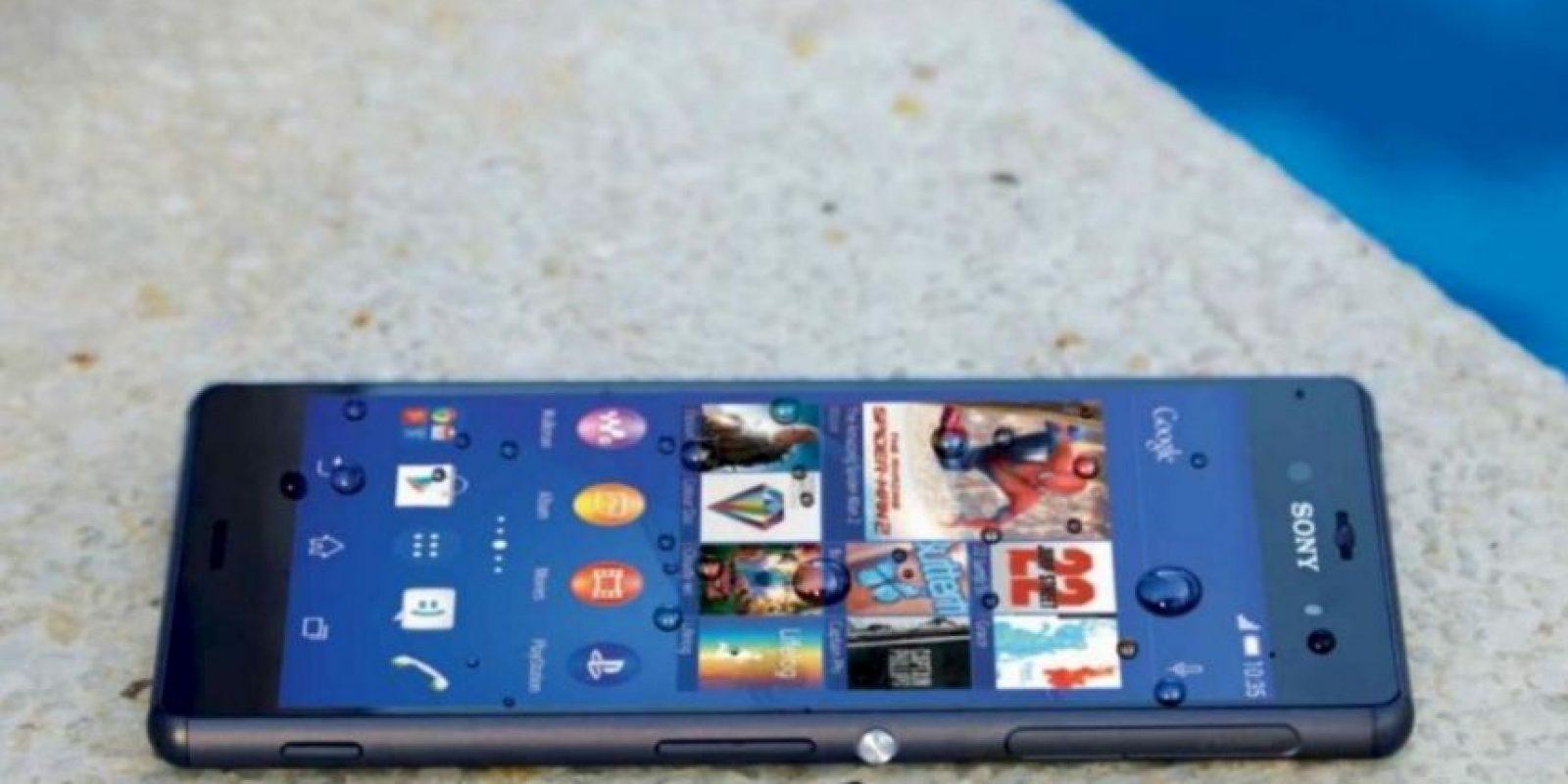 1- Sony Xperia Z3. Foto:Sony