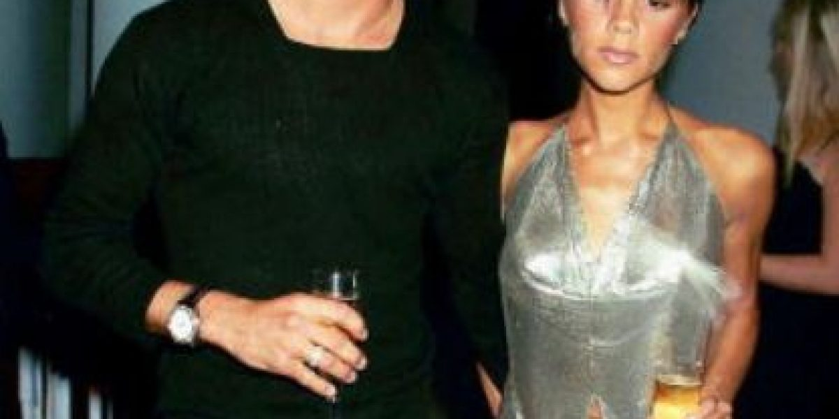 FOTOS: Así pasaron los Beckham de ser