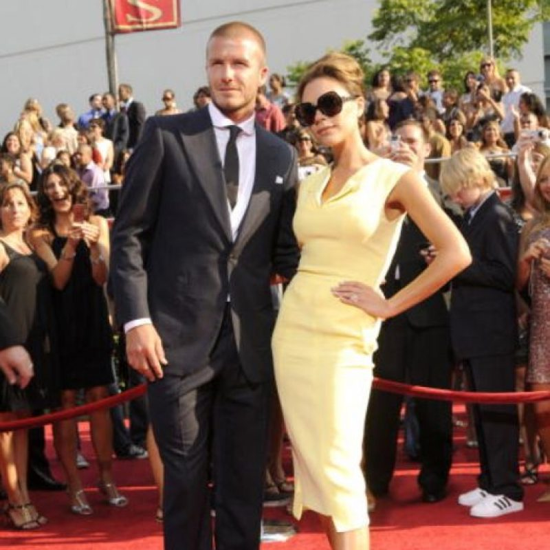 Y se empoderaron de su papel de pareja adulta. Foto:vía Getty Images