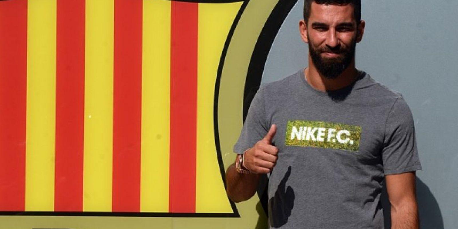 Firmó por 34 millones de euros y la vigencia de su contrato es hasta 2020. Foto:Getty Images