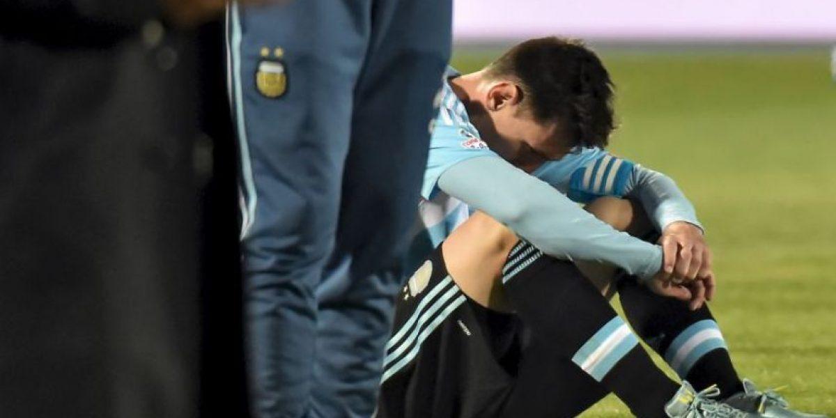 VIDEO: Mamá de Jara habría ofendido a familiares de Messi