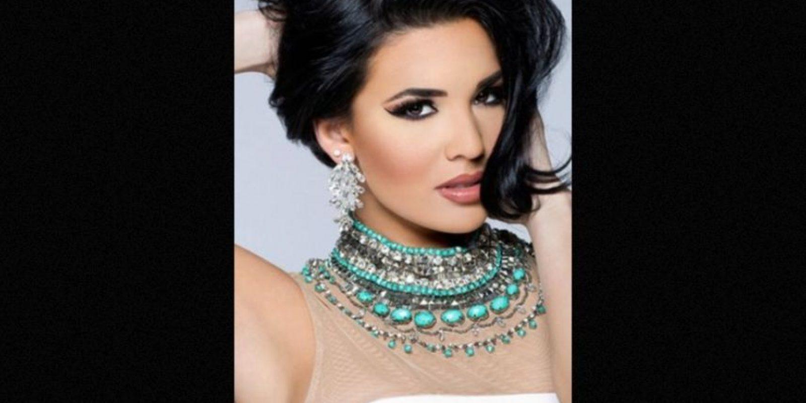 Ylianna Guerra- Miss Texas Foto:Vía missuniverse.com