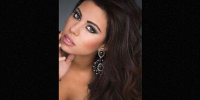 Andrea Musino- Miss West Virginia Foto:Vía missuniverse.com