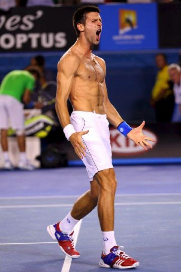 Sin embargo, Ronald Garros es el torneo que se le sigue negando. Foto:Getty Images
