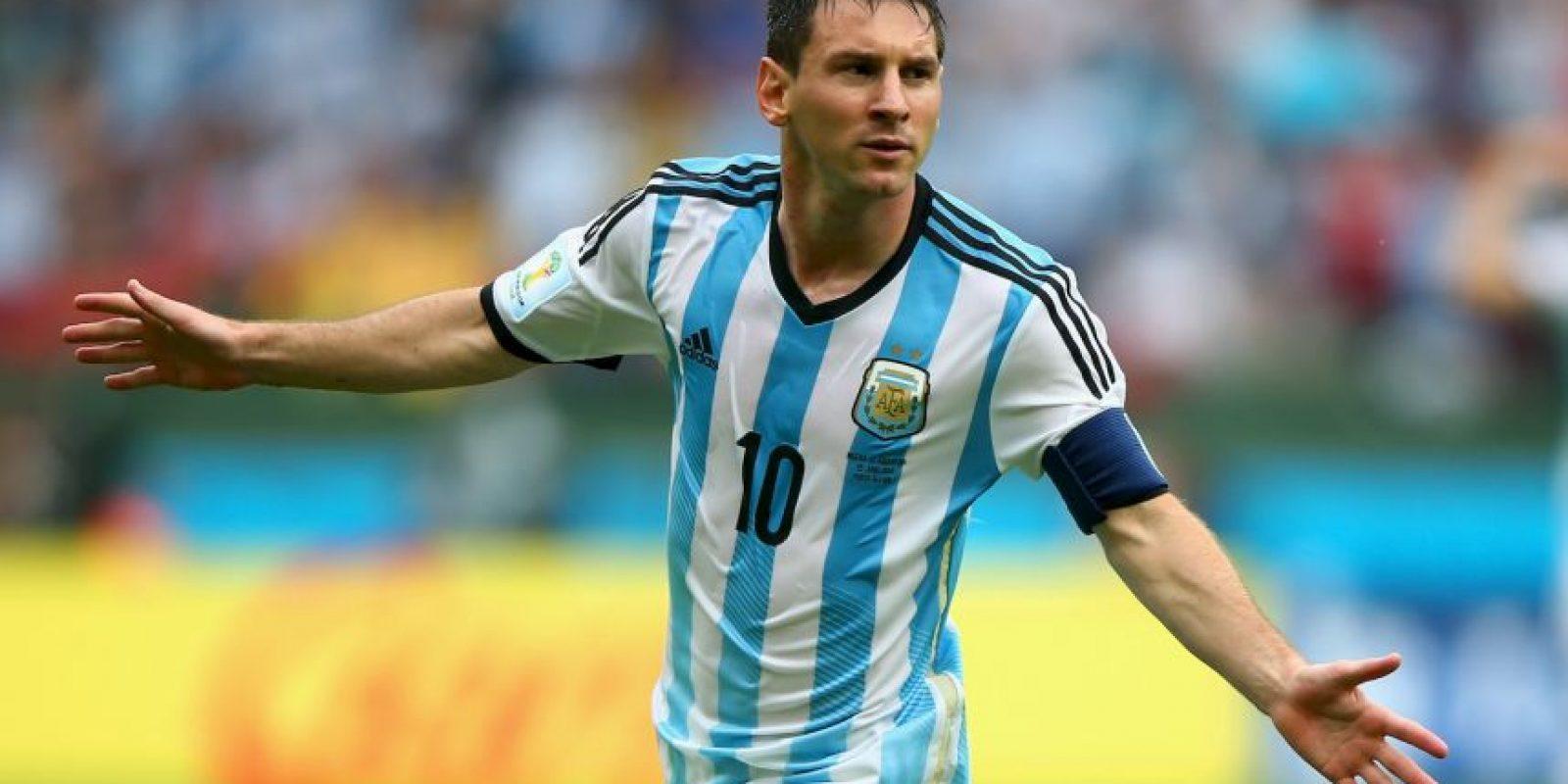 La carta de Lionel Messi está valorada en 120 millones de euros, según Transfermarkt. Foto:Getty Images