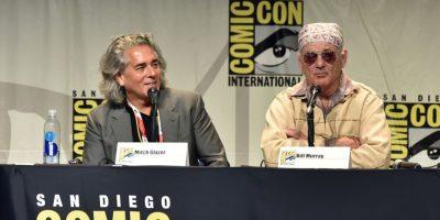 El actor se deshizo en elogios a la cantante Miley Cyrus en la Comic-Con Foto:Getty Images