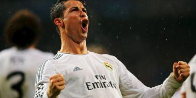 Cristiano Ronaldo cobra en el Real Madrid 35.3 millones de euros brutos (a los que se le descuentan los impuestos). Foto:Getty Images