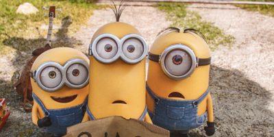 Los minions son lo más lindo del mundo. Foto:vía Universal Pictures