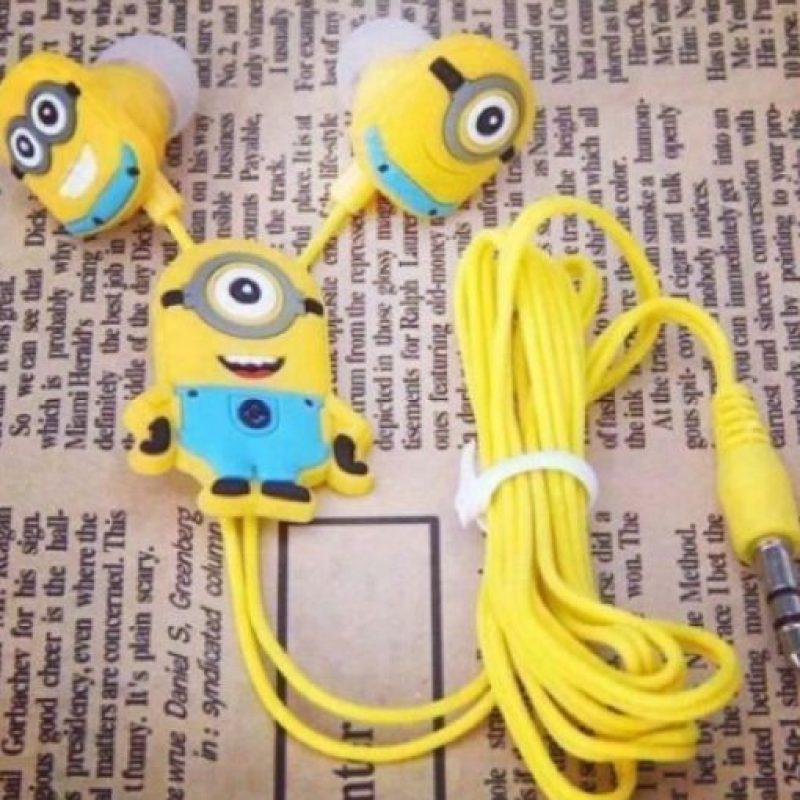 Y audífonos… Foto:vía Instagram