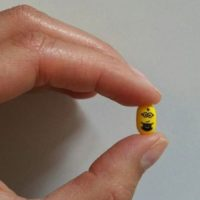 Y píldoras… Foto:vía Instagram