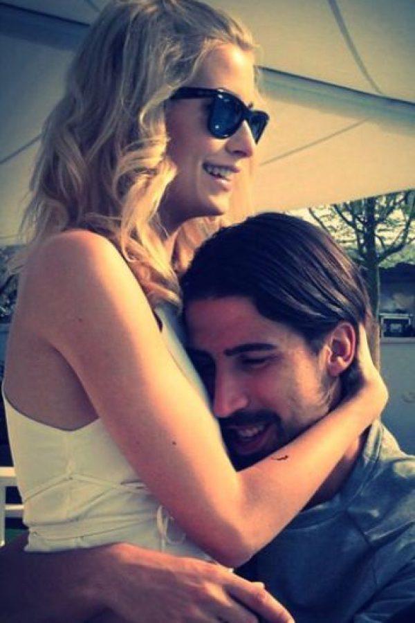 Lena y Sami comenzaron su relación en 2011 y siempre se mostraron muy unidos. Foto:Vía instagram.com/lenagercke