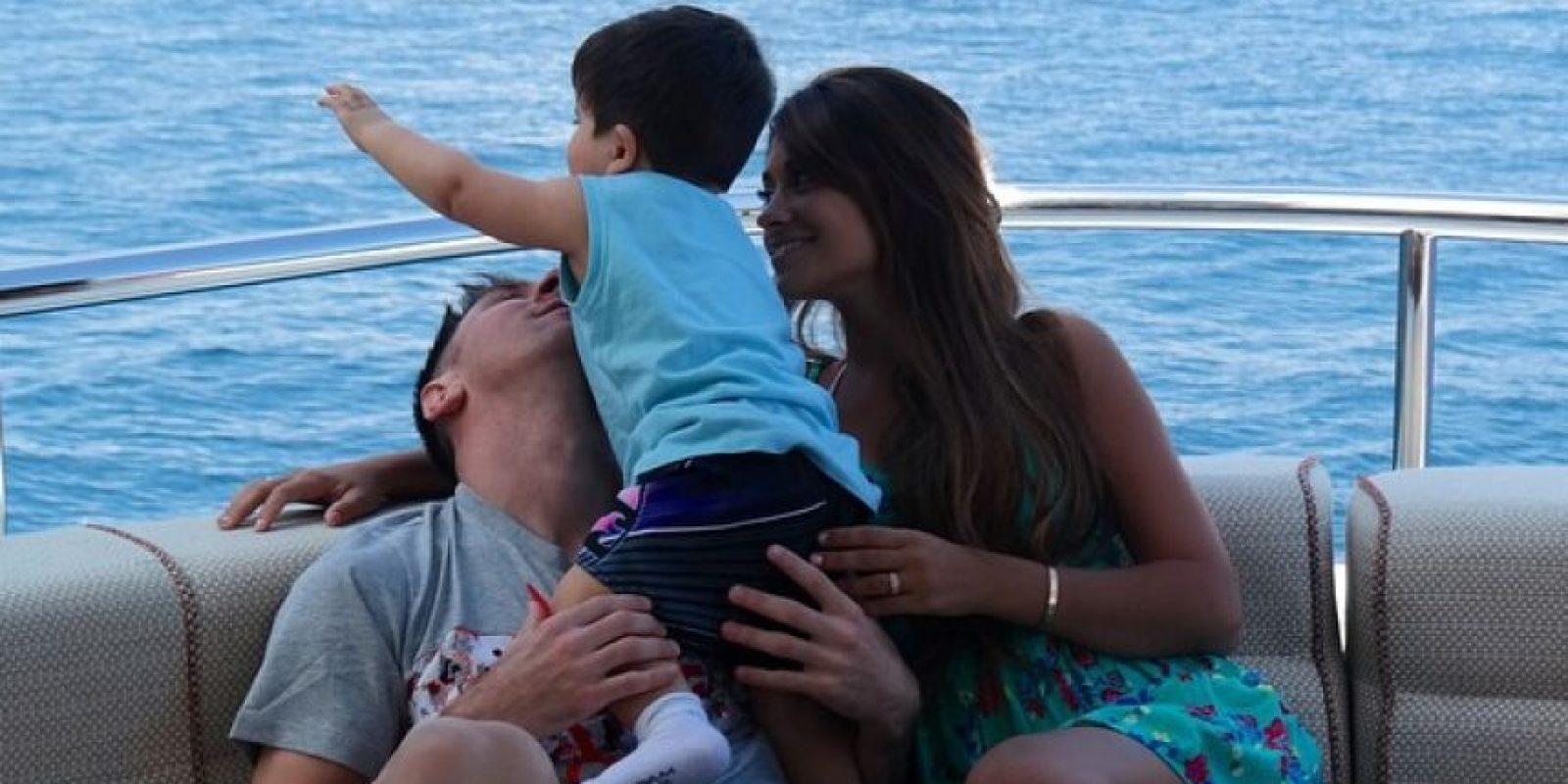 Foto:Vía instagram.com/leomessi